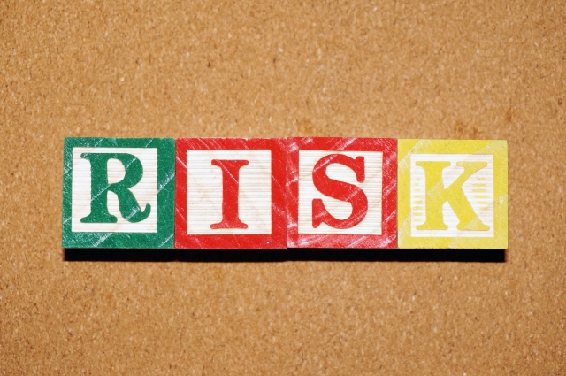 投資のリスクについて
